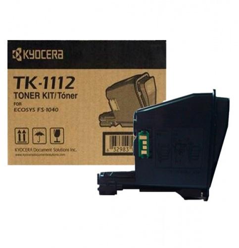 Tóner Kyocera TK-1112 Negro, 2500 Páginas