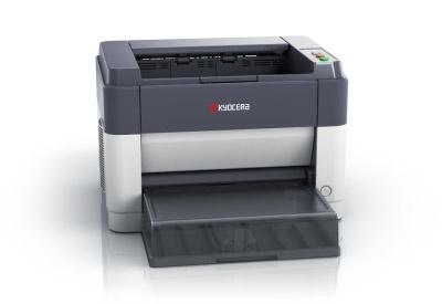 Kyocera FS-1040, Blanco y Negro, Láser, Print