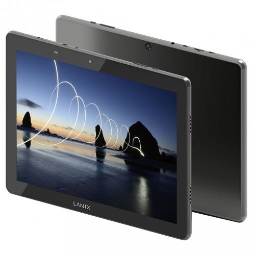 Tablet Lanix Ilium Pad E10 10.1'', 16GB, 800 x 1280 Pixeles, Android 8.1, Bluetooth 2.1, Negro