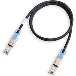 Lenovo Cable Mini-SAS Macho - Macho, 2 Metros, Negro