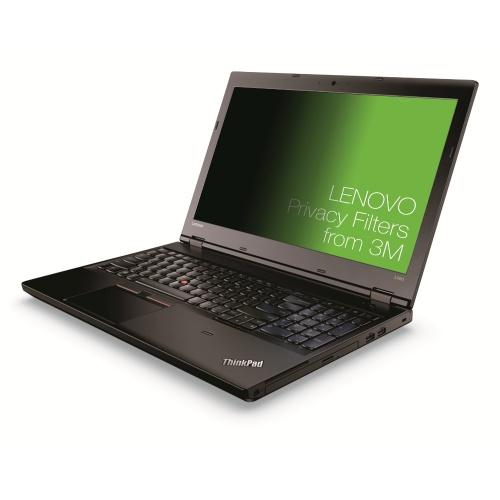 """Lenovo Filtro de Privacidad para Laptop 14"""", Negro"""