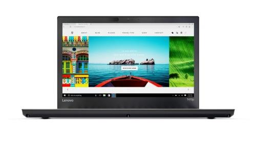 Laptop Lenovo T470p 14'', Intel Core I5 7300HQ 2.50GHz, 4GB, 500GB, Windows 10 Pro 64-bit, Negro
