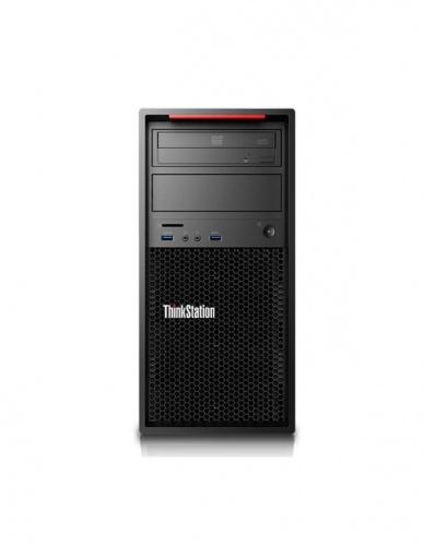 Lenovo ThinkStation P310, Intel Xeon E3-1220V5 3GHz, 4GB, 1TB, NVIDIA Quadro K620, Windows 10 Pro 64-bit