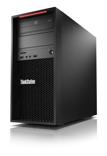Lenovo P310, Intel Xeon E3 1240V5 3.90GHz, 8GB, 2TB, Windows 10 Pro 64-bit, Negro