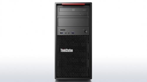 Lenovo ThinkStation P310, Intel Xeon E3-1240V5 3.50GHz, 8GB, 1TB + 128GB SSD, Windows 10 Pro 64-bit