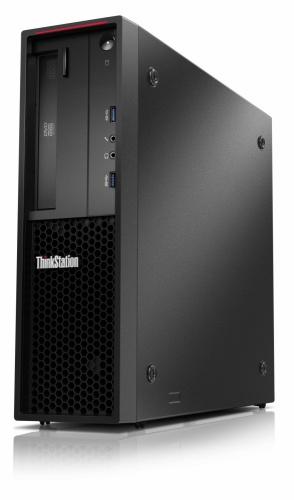 Lenovo P310 SFF, Intel Core I3 6100 3.70GHz, 4GB, 500GB, Windows 10 Pro 64-bit, Negro