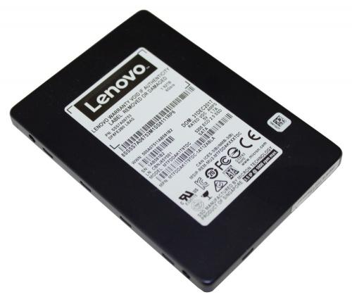 SSD para Servidor Lenovo 4XB7A10158, 480GB, SATA III, 3.5