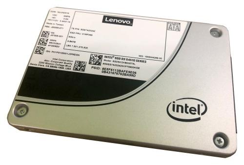 SSD para Servidor Lenovo Thinksystem S4510, 480GB, SATA III, 3.5'', 7mm