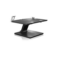 Lenovo Base Ajustable para Laptop, Negro