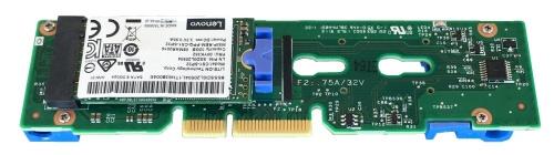Lenovo Adaptador Convertidor PCIe - SATA, 6 Gbit/s