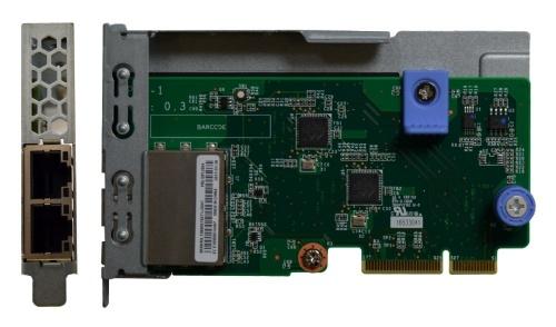 Lenovo Tarjeta de Red PCI Express, Alámbrico, 1000 Mbit/s, 2x RJ-45