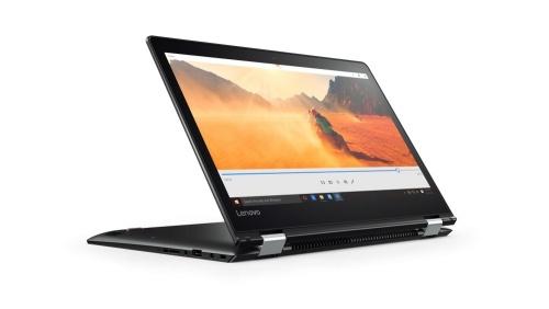 Lenovo 2 en 1 Yoga 510-14isk 14'', Intel Core i3-6100U 2.30GHz, 4GB, 500GB, Windows 10 Home 64-bit, Negro