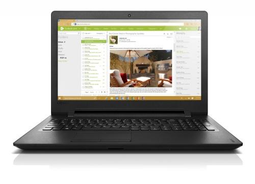 Laptop Lenovo IdeaPad 110-15IBR 15.6'', Intel Pentium N3710 1.60GHz, 4GB, 500GB, Windows 10 64-bit, Negro