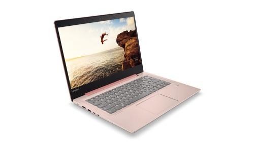 Laptop IdeaPad 520S 14'' HD, Intel Core i5-7200U 2.50GHz, 8GB, 1TB, Windows 10 Home 64-bit, Rosa