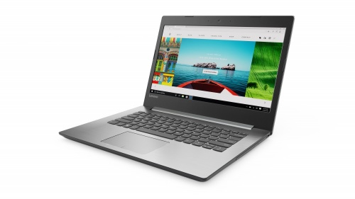 Laptop Lenovo IdeaPad 320-14IKB 14'', Intel Core i5-7200U 2.50GHz, 4GB, 1TB, Windows 10 Home 64-bit,  Gris/Platino