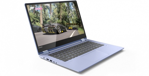 Lenovo 2 en 1 Yoga 530 14'', Intel Core i3-8130U 2.20GHz, 4GB, 128GB, Windows 10 Home 64-bit, Azul