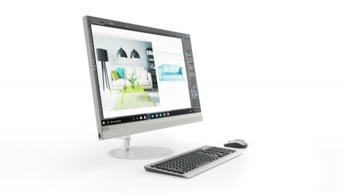 Lenovo IdeaCentre 520-22AST All-in-One 21.5'', AMD A6-9220 2.50GHz, 4GB, 1TB, Windows 10 Home 64-bit, Plata