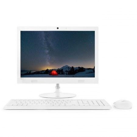 "Lenovo IdeaCentre All-in-One 19.5"", AMD A6-9200 2GHz, 4GB, 1TB, Windows 10 Home 64-bit, Blanco"