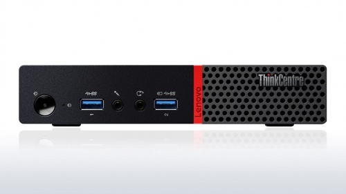 Mini PC Lenovo ThinkCentre M600 Tiny, Intel Celeron N3050 1.60GHz, 8GB, 500GB, FreeDOS, Negro