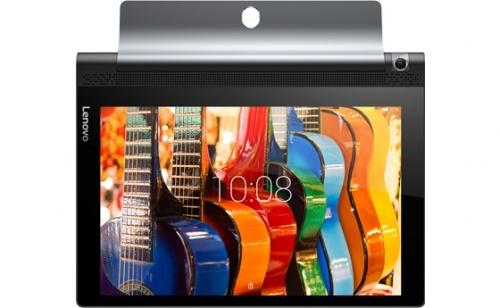 "Tablet Lenovo Yoga Tab 3 10.1"", 16 GB, 1280 x 800 Pixeles, Android 6.0, Bluetooth 4.0, Negro"