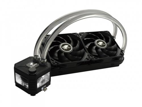 Lepa Exllusion 240 Enfriamiento Liquido para CPU, 1x 120mm, 500 - 1800RPM