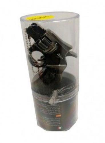 Memoria USB LevyDal Pistola, 16GB, USB 2.0, Negro