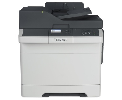 Multifuncional Lexmark CX317DN, Color, Láser, Print/Scan/Copy