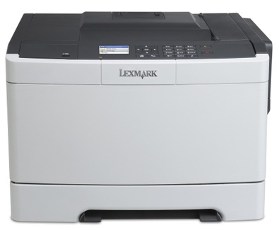 Lexmark CS417dn, Color, Laser, Print