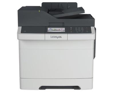 Multifuncional Lexmark CX417DN, Color, Láser, Print/Scan/Copy