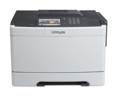 Lexmark CS510de, Color, Láser, Print