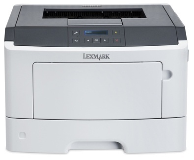 Lexmark MS312dn, Blanco y Negro, Láser, Print