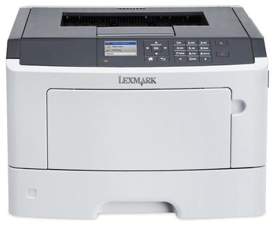 Lexmark MS517dn, Blanco y Negro, Láser, Print