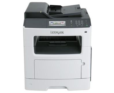 Multifuncional Lexmark MX417de, Blanco y Negro, Láser, Print/Scan/Copy/Fax
