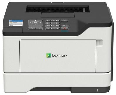 Lexmark B2546dw, Blanco y Negro, Láser, Print