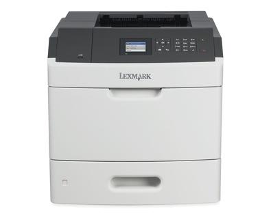 Lexmark MS811dn, Blanco y Negro, Láser, Print