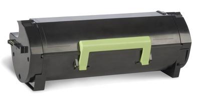 Tóner Lexmark 50F4X00 Negro, 10.000 Páginas
