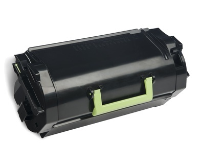 Tóner Lexmark 52D4X00 Negro, 45.000 Páginas