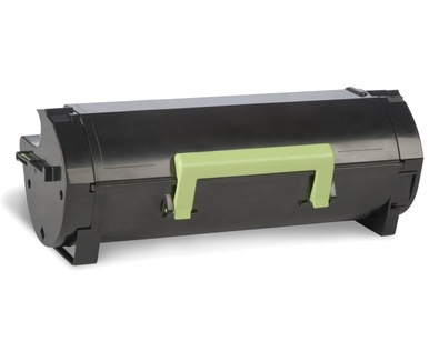 Tóner Lexmark 60F4000 Negro, 2500 Páginas