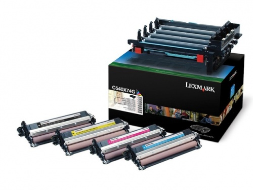 Lexmark Unidad de Imagen C540X74G Negro