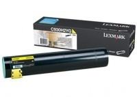Tóner Lexmark C930H2YG Amarillo, 24.0000 Páginas
