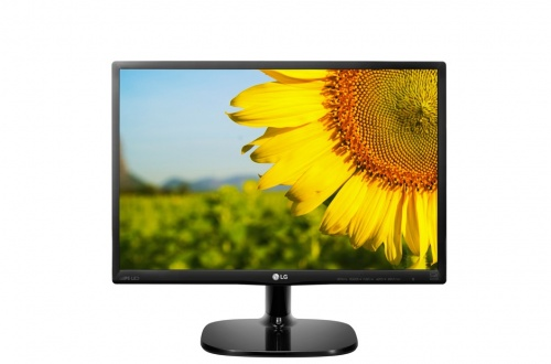 "Monitor LG 22MP48HQ-P LED 21.5"", FullHD, Widescreen, HDMI, Negro"