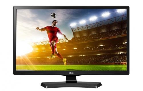 "TV Monitor LG LED 22MT48DF 21.5"", FullHD, Widescreen, HDMI, Bocinas Integradas, Negro"