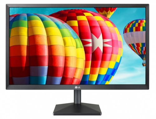 Monitor LG 24MK430H-B LED 24'', Full HD, WideScreen, Free-Sync, 75Hz, HDMI, Negro