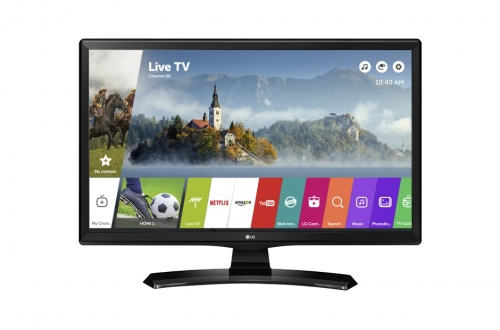 "TV Monitor LG 24MT49S LED 24"", HD, Widescreen, HDMI, Bocinas Integradas (2 x 10W), Negro"