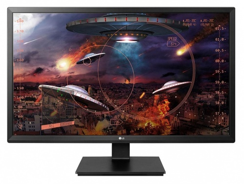 Monitor Gamer LG 27UD59P-B LED 27'', 4K Ultra HD, Widescreen, HDMI, Antracita