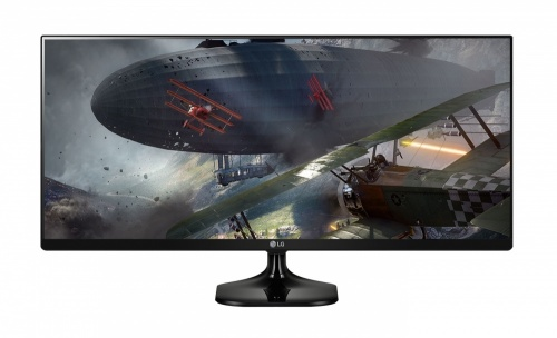 Monitor LG 34UM58-P LED 34'', FullHD, UltraWide, HDMI, Negro