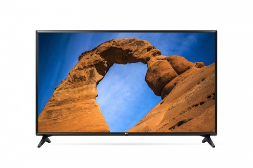 LG Smart TV 2018 LED 43'', Full HD, Widescreen, Negro