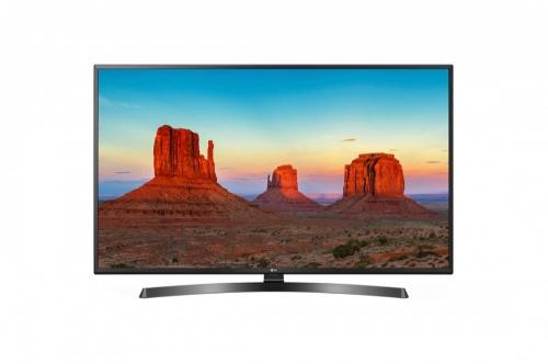 LG Smart TV LCD 43UK6250PUB 43'', 4K Ultra HD, Negro