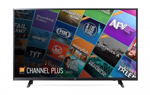 LG Smart TV LED 49UJ6200 49'', 4K Ultra HD, Widescreen, Negro