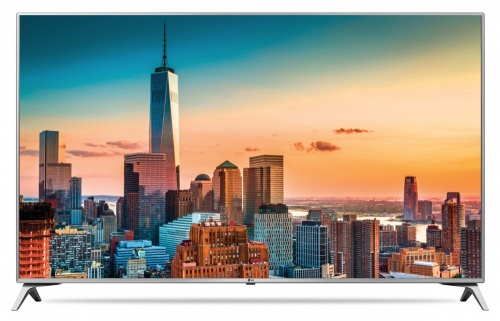 "LG Smart TV LED 49UJ6500 49"", Ultra HD, Widescreen, Negro"